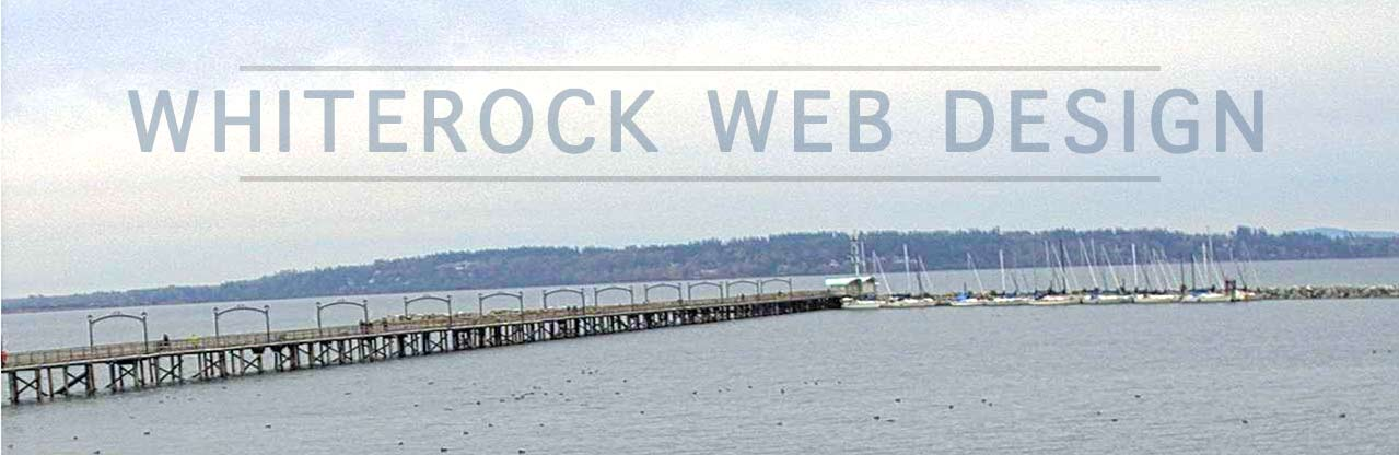 whiterock web design surrey langley abbotsford